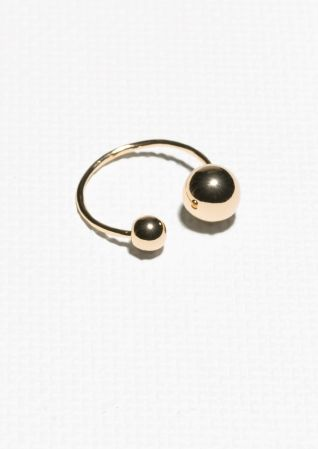 & Other Stories | Ball Ring