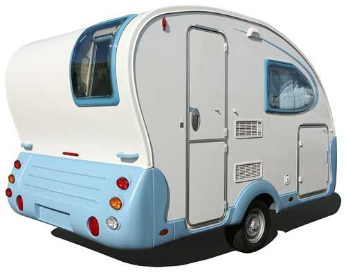 trailer - Small Camper Trailer