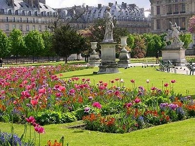 Tulieries Gardens, Paris