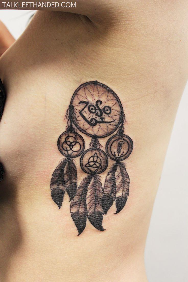 Led Zeppelin Tattoo