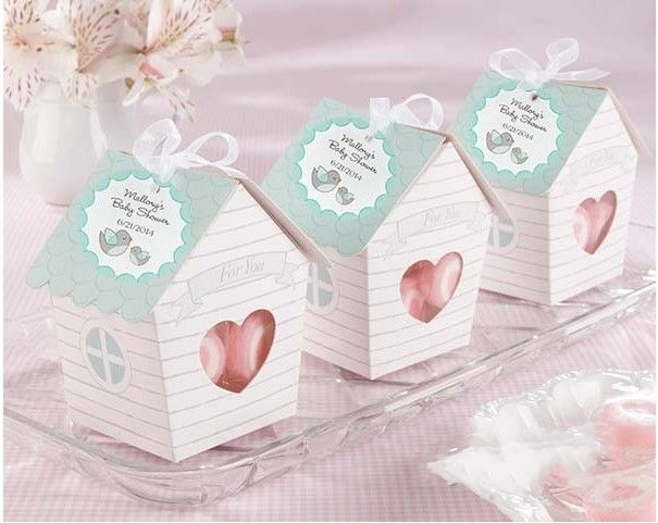 Wedding Favors:Chocolate House.