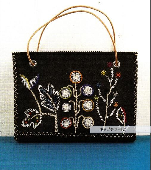 "made  by Naoko Shimoda in ""Charming Bags"""