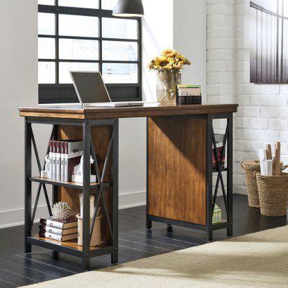 Signature Design by Ashley Shayneville Counter Large Desk