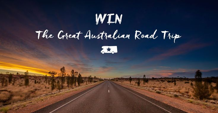 Tell us which itinerary is 'The Great Australian Road Trip' - and you could win it!