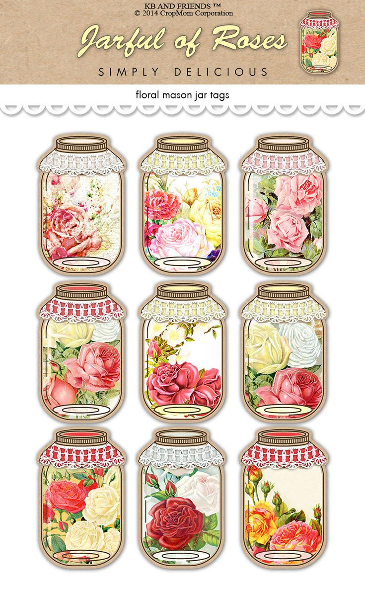 These are mason-jar tags, but seems like a good idea for using that jar stamp I have.