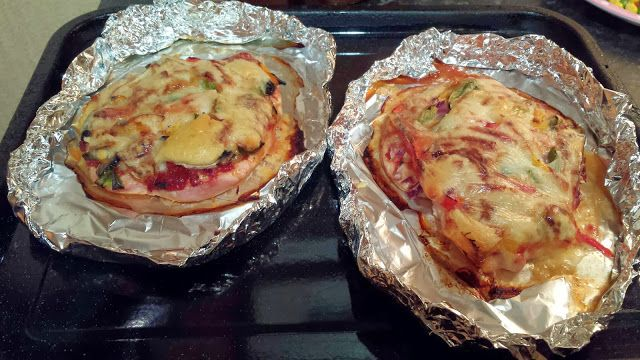 A World Of Slimming Recipes: Pizza Topped Chicken