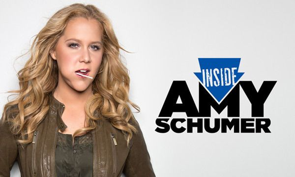 TOTALLY CRASS, BUT I WANT TO BE Inside Amy Schumer - funny, sexy, smart and REAL!!!