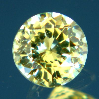 Gemstone: Unheated Sapphire - Carat: 0.67 - Comment: Shining yellow sapphire. Totally brilliant. Precision cut.    http://wildfishgems.com/inc/sdetail/15805