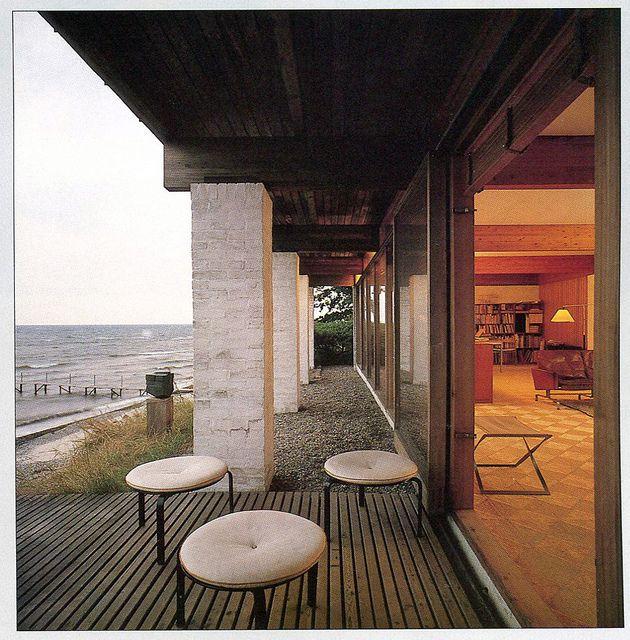 Kjaerholm house 2 by warymeyers blog, via Flickr
