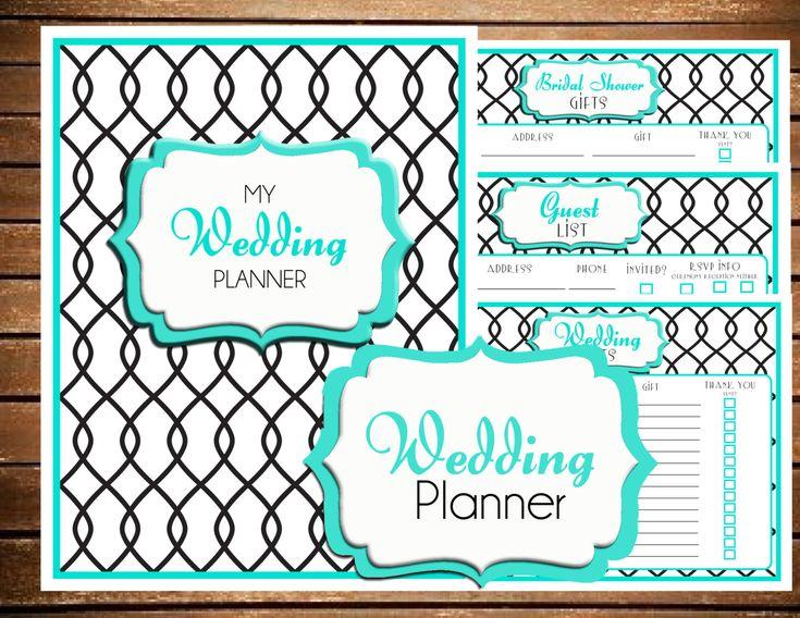 22 best Wedding organization images on Pinterest   Wedding ...