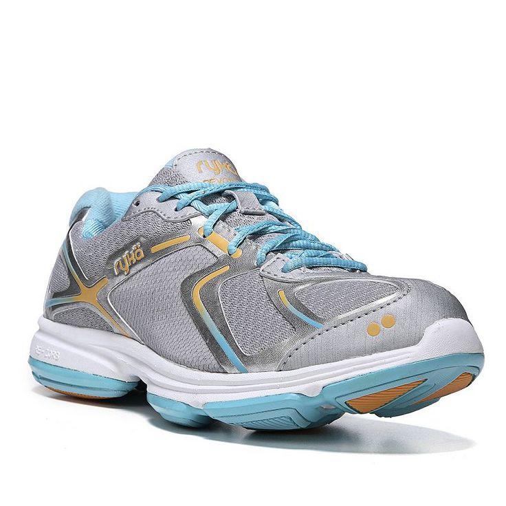 Ryka Devotion Women's Walking Shoes, Size: medium (7.5), Dark Grey