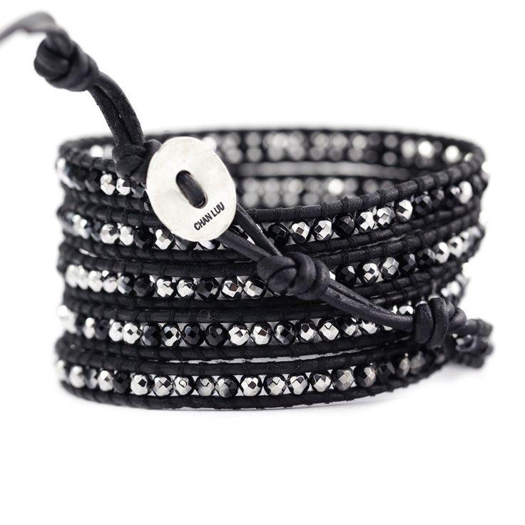 Wrap Bracelet {tutorial}