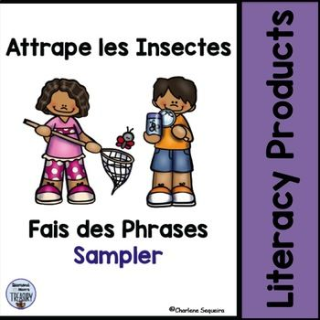 This is a sampler of the full version. It is played the same way, but there are fewer cards and options.This is a game that uses a set of task cards with common words used in French. It includes some pronouns, some verbs, some nouns, some adjectives, some prepositions, and some articles.