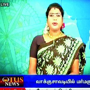 In India, a news network has appointed the country's first transgender new anchor.