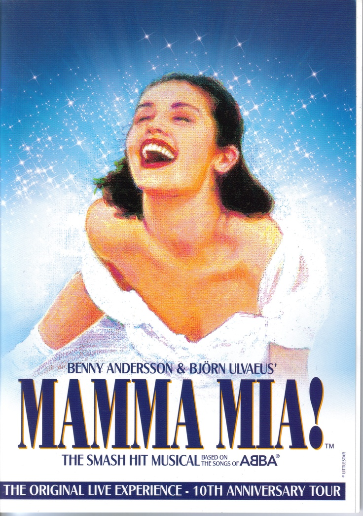 Mamma Mia - Saw in Melbourne <3 Her Majesty's Theatre May 2010
