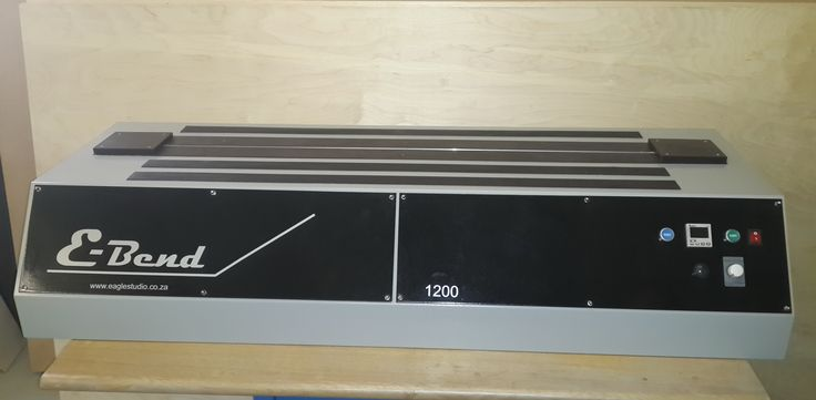Acrylic and Perspex heat bender machine, manufactured by Eagle Studio South Africa