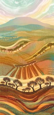 Greetings card range by Northumberland artist Rebecca Vincent