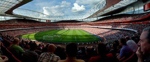 Arsenal FC - The Emirates Stadium