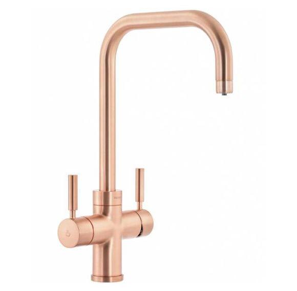 Abode Pronteau Prostyle 3 In 1 Kettle Hot Tap Water Tap Kitchen Taps Kitchen Sink Taps