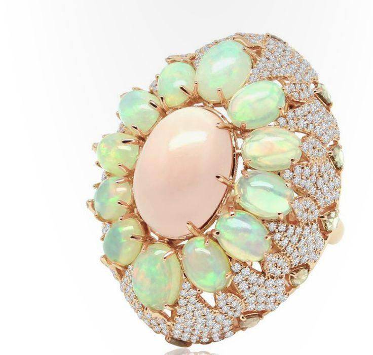 Sutra Opal Ring #AustraliaOpal
