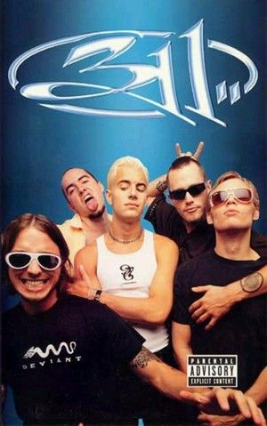 Saw 311 at Edgefest in Omaha. At the time, I didn't know any of their music.