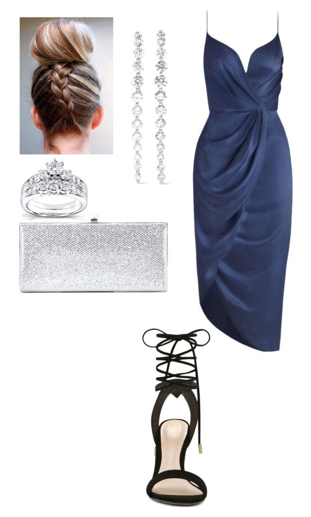 dinner date by kkmahony on Polyvore featuring polyvore Zimmermann ALDO Jimmy Choo Kobelli Anita Ko fashion style clothing