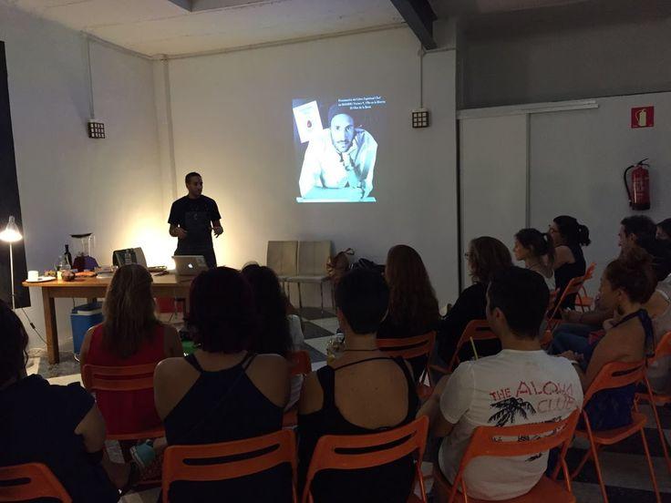 Presentación de 'Espiritual Chef' de Javier Medvedovsky en Madrid.