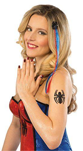 Rubie's Costume Co Women's Marvel Universe Spider-Girl Accessory Kit