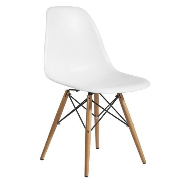 Collection Of 3d Models Chaises Eameschair Eames Dsw Side