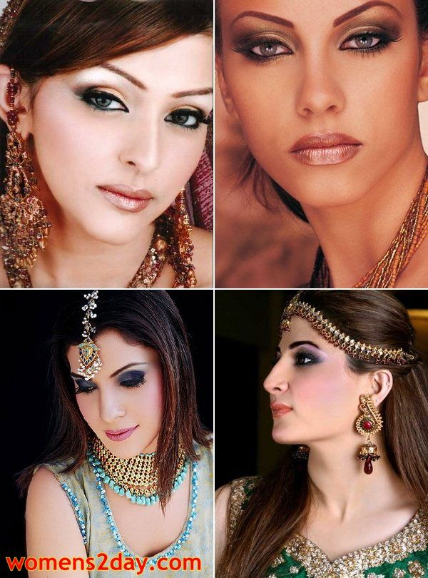 Indian makeup style2013-makeup eyes bold-Indian makeup style2013