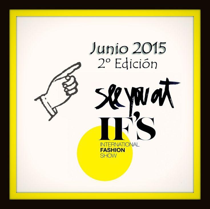 Ya estamos trabajando en la 2ª Edición de International Fashion Show Chile!  Anoten en sus agendas: En Junio de 2015 tienen una cita con la moda en Santiago de Chile. #moda #chile #modachile #santiago #modasantiago #eventomoda #fashionevent #junio2015 #citamoda #modachilena #feria #feriamoda