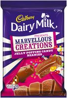 Cadbury Dairy Milk Marvellous Creations - Jelly Pop Candy Beanies, by Cadbury,  and more Confectionery at The Professors Online Lolly Shop. (Image Number :9268)