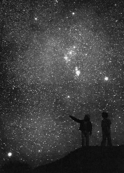 #dreams #night #stars #universe #infinite