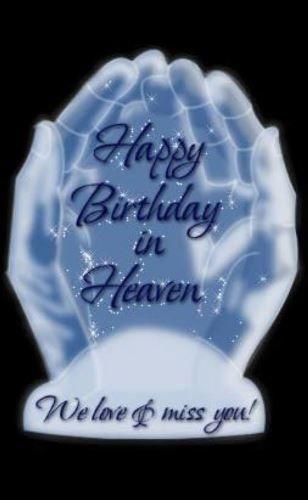 My Sister In Heaven Happy Birthday Gesundheit365