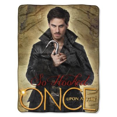 Once Upon a Time Blanket - Get Hooked The Northwest Company : Booksamillion.com