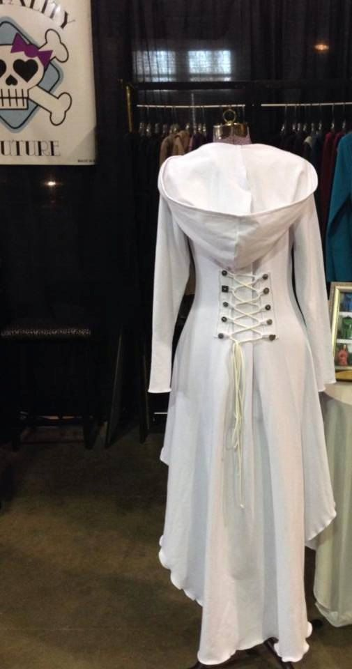 Hey, I found this really awesome Etsy listing at https://www.etsy.com/listing/168241512/white-wedding-corset-laced-bamboo-jacket