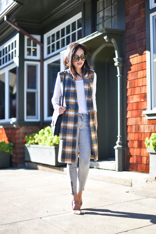 Plaid is this years trend at any age. For winter 2014-15: