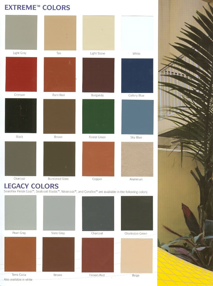 Sealoflex Stucco Colors Pearl Gray Slate Gray Wish I