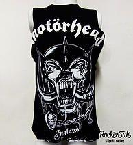 Camiseta Motorhead reformada en la espalda. $30.000 Adquierela en www.rockerside.com Envíos a todo Colombia, aceptamos todos los medios de pago