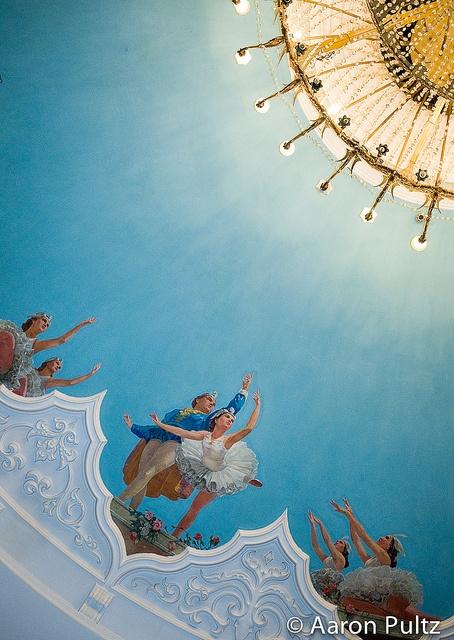 Kyrgyzstan - Opera House, Bishkek, Kyrgyzstan by Aaron Pultz, via Flickr