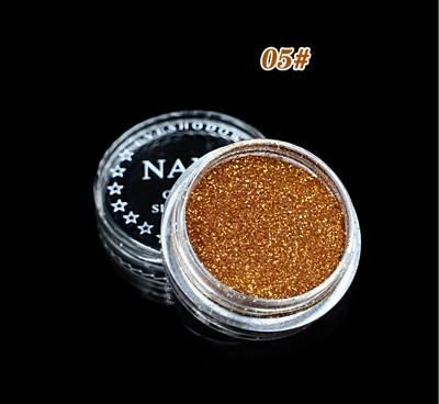 Glitter Powder Makeup