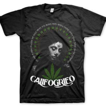 """JOKER BRAND X CALIFOGRIFO* """"High Beller"""" T Shirt"""