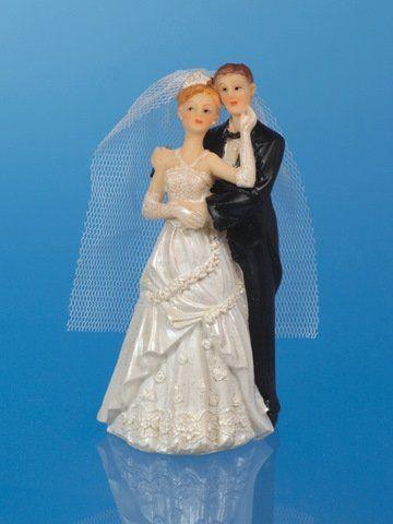 Sideso Tortenaufsatz Hochzeit Lustig Angel Tortendeko Brautpaar