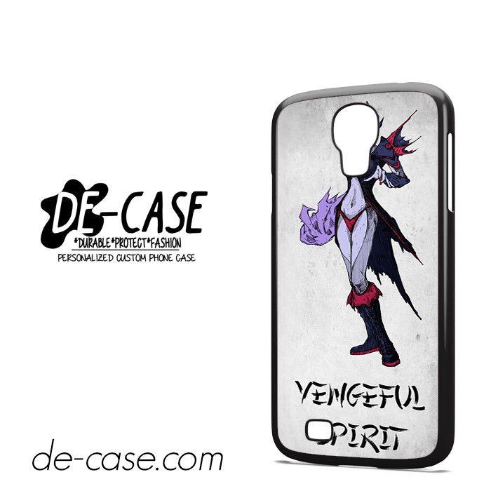 Dota 2 Vengeful Spirit DEAL-3644 Samsung Phonecase Cover For Samsung Galaxy S4 / S4 Mini