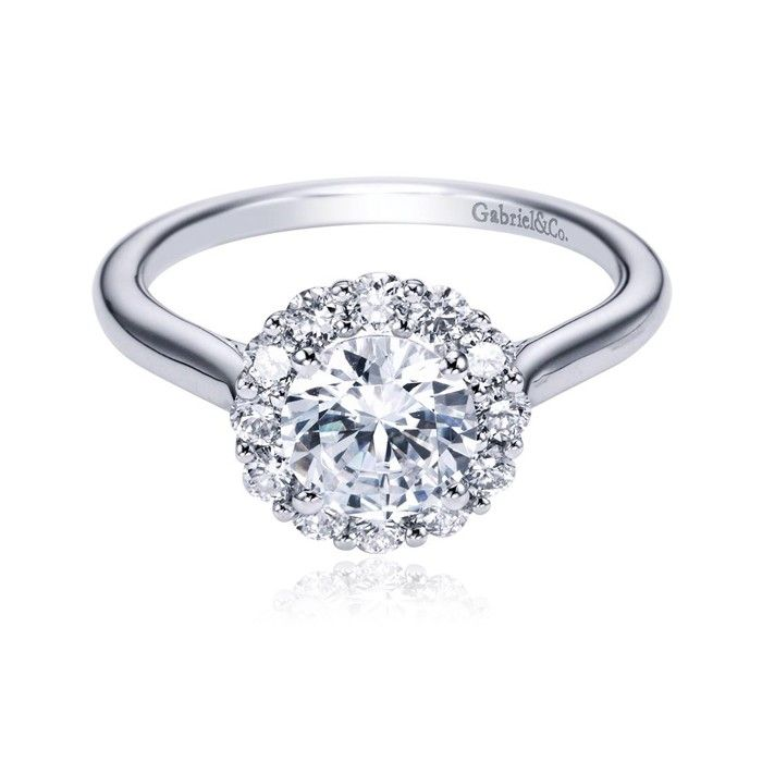 Gabriel & Co. - Engagement Ring. $1,502.