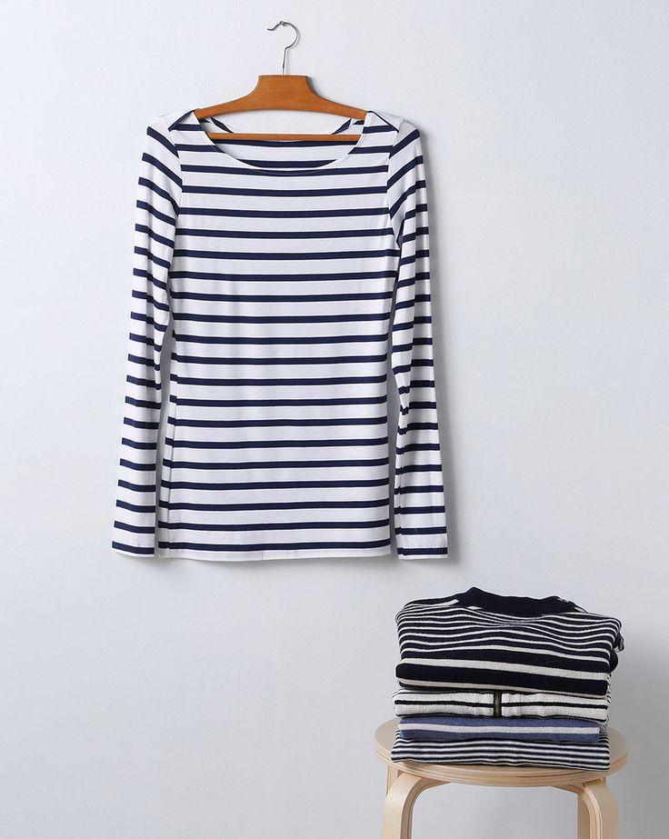 iampatterns : patrons gratuits : marinière, sweat, blouse