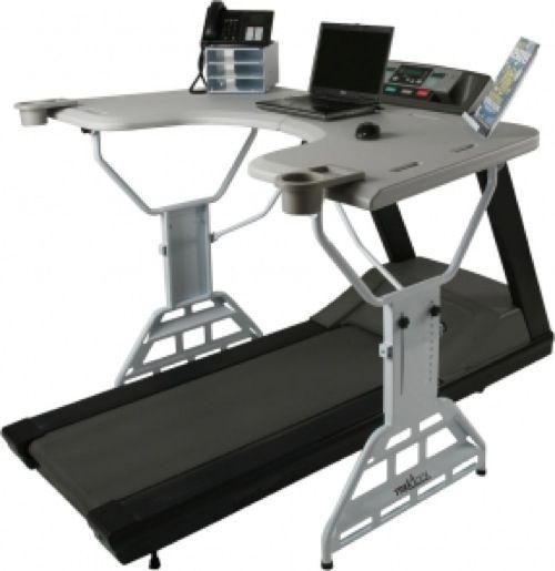 The Trekdesk Treadmill Desk