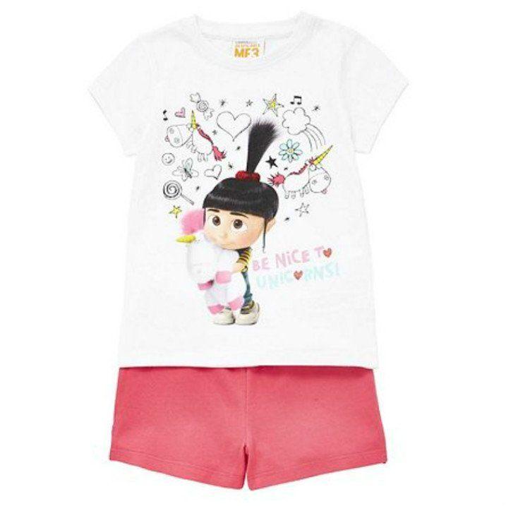 Itse Ilkimys 3 Agnes pyjama