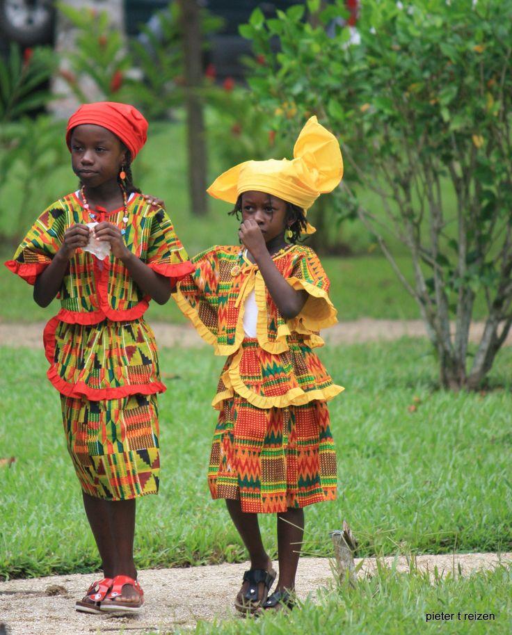 Children, culturele clothing