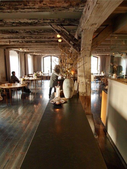 Noma restaurant Kopenhagen